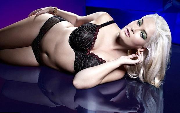 Whitney Thompson, de American Next Model plus-size (Foto: Divulgação)