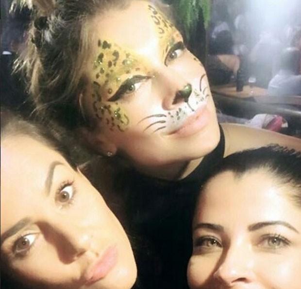 FRancisca Pereira, Grazi Massafera e Ana Lima (Foto: Reprodução)