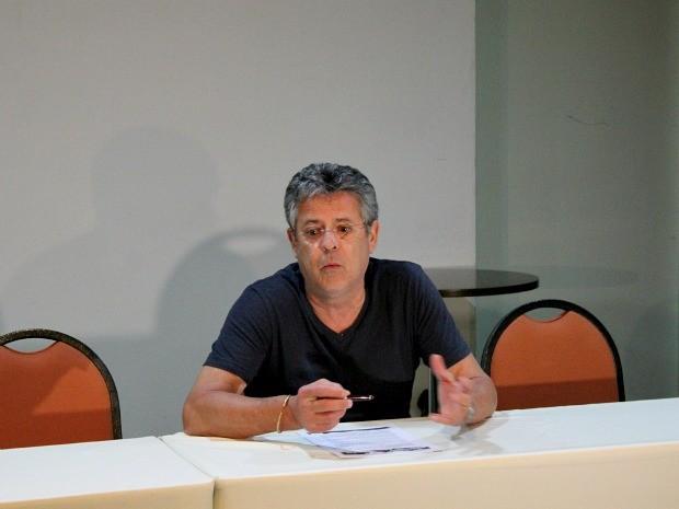 Segundo diretor, filme alcançará padrões estabelecidos pela franquia 'Tropa de Elite 2'  (Foto: Tiago Melo/G1 AM)