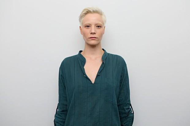 Ana Schimiloski (Foto: Celso Tavares / Ego)