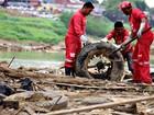 Mais de 13 t de lixo foram retirados do Rio Acre desde julho devido à seca
