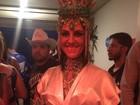Zezé sobre Graciele Lacerda em desfile: 'Corpo pintado não deixaria'