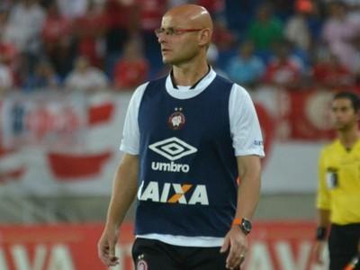 leandro ávila atlético-pr copa do brasil (Foto: Gustavo Oliveira/Atlético-PR)
