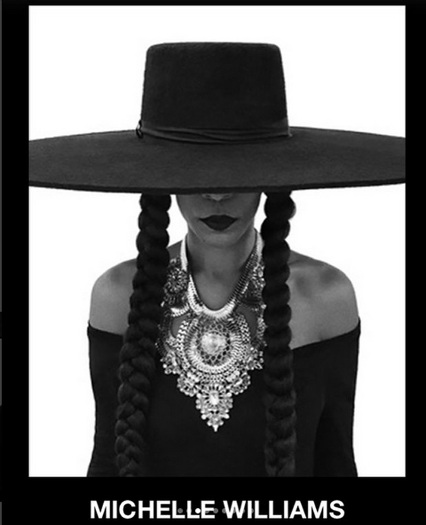 Michelle Williams homenageia Beyoncé (Foto: Reprodução / Instagram)