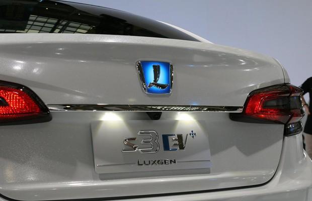 Logo Luxgen (Foto: Reprodução/Facebook)