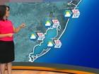 Chuva volta ao Rio Grande do Sul, e temperaturas seguem elevadas