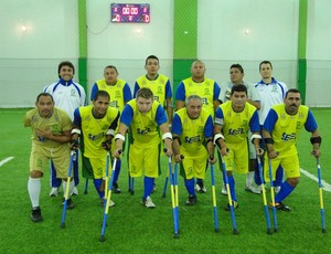 Equipe MelhorAndo representa o RN no Brasil Open em Natal (Foto: Cedida/Arquivo Pessoal)