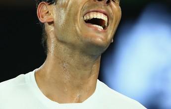 Consistente, Nadal domina Baghdatis e derrota antigo freguês na 2ª rodada