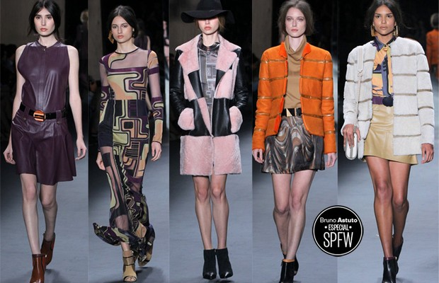 SPFW - os looks de Lilly Sarti (Foto: AG.News)