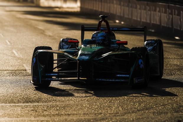 2017/2018 FIA Formula E ChampionshipRound 4 - Santiago ePrixSantiago, ChileSaturday 03 February 2018Luca Filippi (ITA), NIO Formula E Team, NextEV NIO Sport 003. Photo: Zak Mauger/LAT/Formula Eref: Digital Image _56I0862 (Foto:  )