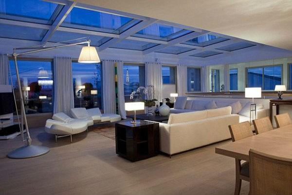 Hotel de Pourtales tem décor moderno e arrojado  (Foto: Reprodução/ http://danielawurdack.blogspot.com.br/)