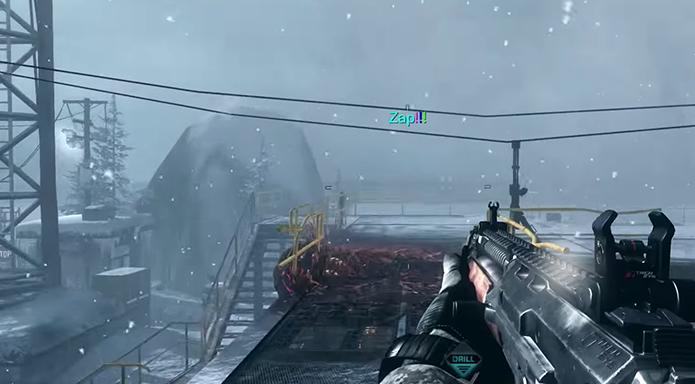 Truque libera modificação em Call of Duty: Ghosts (Foto: Reprodução/YouTube)