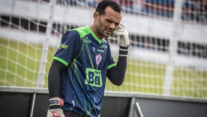 Fábio classifica como horrível derrota do Itabaiana na estreia (Foto: Filippe Araújo/FSF)