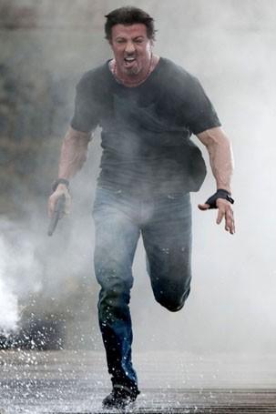 Stalone escreveu, dirigiu e atuou no filme (Foto: Divulgação / Reprodução)