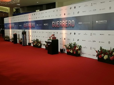 Guerrero filme (Foto: Márcio Iannacca)