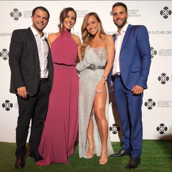 Duda Nagle, Ivete Sangalao, Sabrina Sato e Daniel Cady (Foto: Reprodução/Instagram)