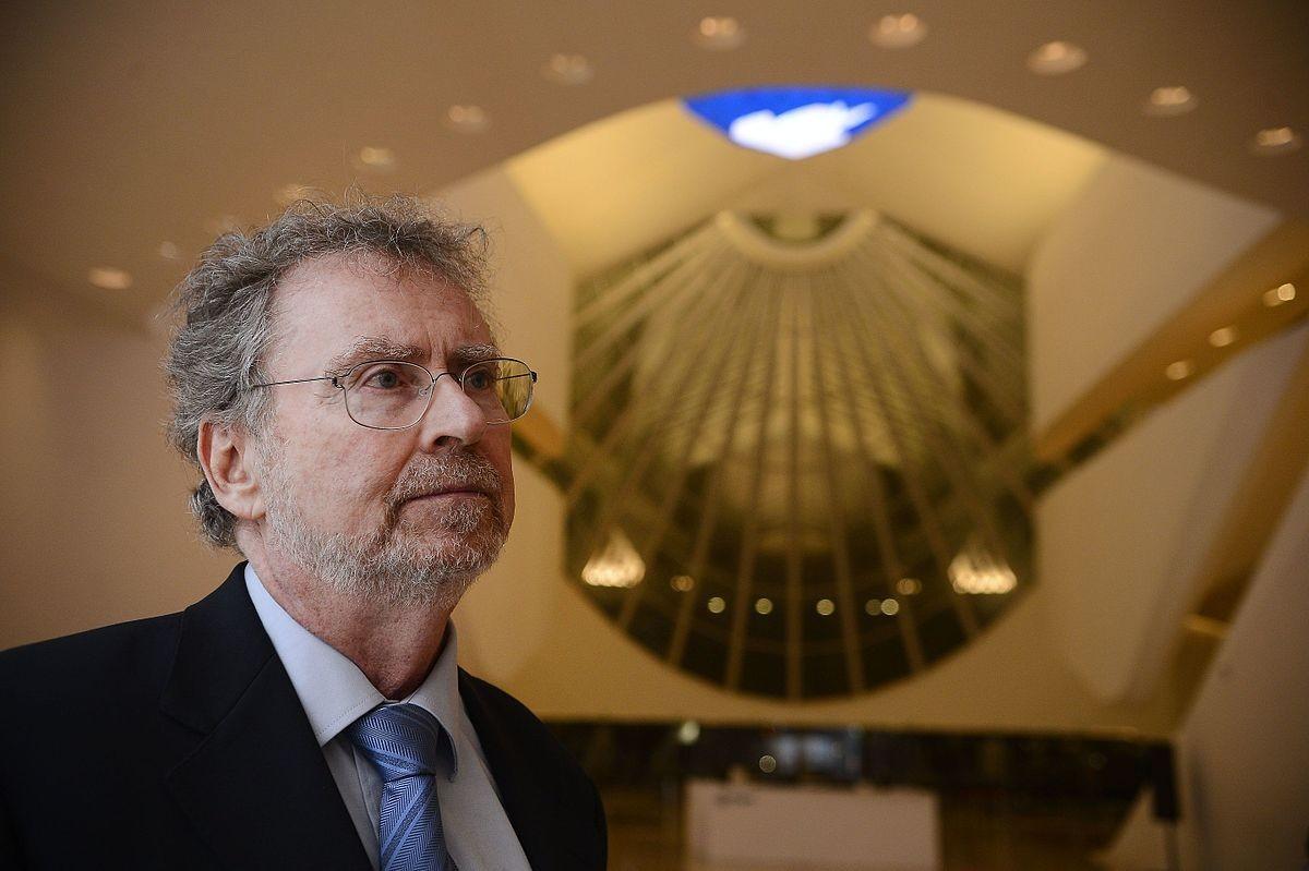 Luiz Davidovich, presidente da ABC (Foto: Creative Commons/Fernando Frazão)