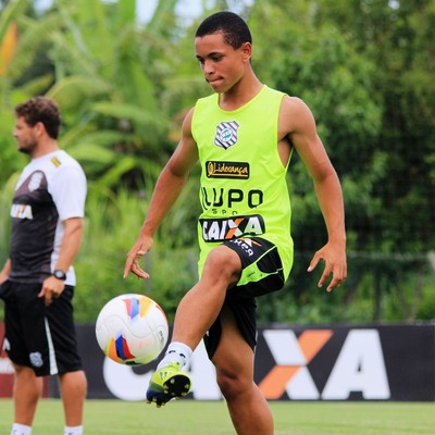 Matheuzinho Figueirense (Foto: Luiz Henrique/Figueirense FC)