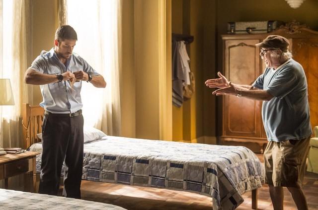 Marco Pigossi e Tonico Pereira em 'A força do querer' (Foto: Mauricio Fidalgo/ TV Globo)