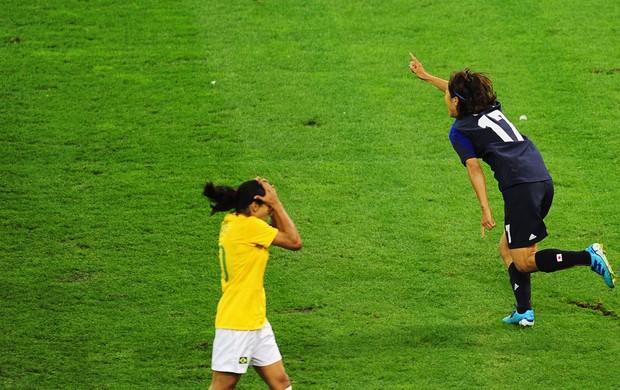 Yuki Ogimi marta brasil x japão (Foto: Getty Images)
