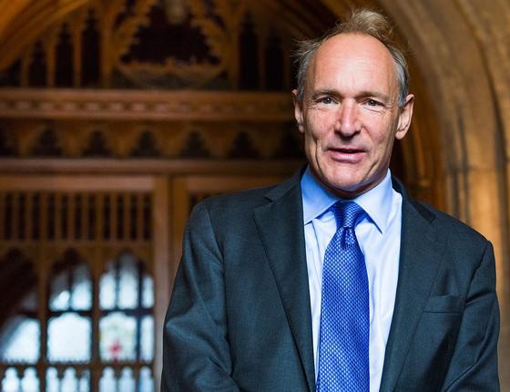 Inventor do World Wide Web, Tim Berners-Lee (Foto:  Paul Clarke/Divulgação)