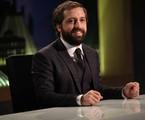 Gregorio Duvivier no 'Greg news' | Christian Rodrigues/Divulgação