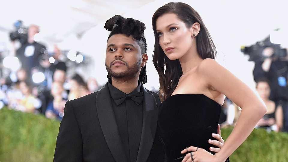 "Bella Hadid e The Weeknd estariam ""saindo novamente"" (Foto: Getty Images)"