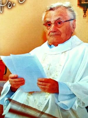 Padre José Werle morreu enquanto celebrava missa (Foto: Divulgação/Cúria Metropolitana)