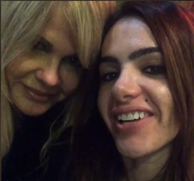 Bárbara Evans e Monique Evans (Foto: Reprodução/Instagram)