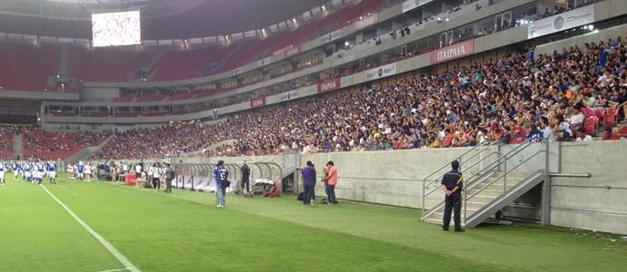 Recife Mariners 12 x 38 João Pessoa Espectros, final da Superliga Nordeste de Futebol Americano (Foto: Amauri Aquino / GloboEsporte.com/pb)