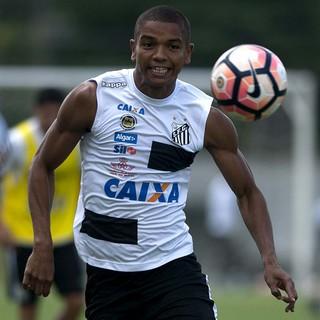 David Braz - Santos (Foto: Ivan Storti/Santos FC)