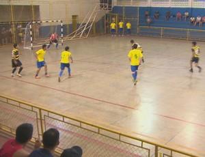 Copa de Futsal em Porto Velho (Foto: Reprodução/ TV Rondônia)