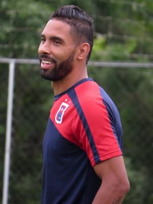 Zagueiro Demerson do Paraná Clube (Foto: Fernando Freire)