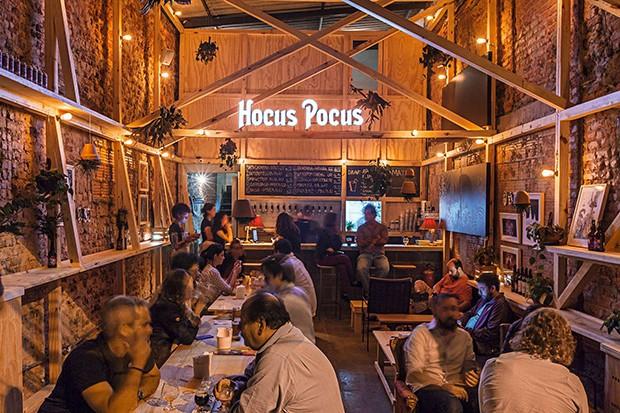 Hocus Pocus (Foto: Eduardo Zappia)