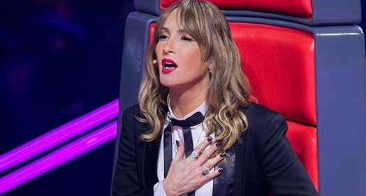 'the voice web' (Isabella Pinheiro / Gshow)
