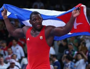 Mijaín Lopez luta olímpica cuba londres 2012 (Foto: Getty Images)