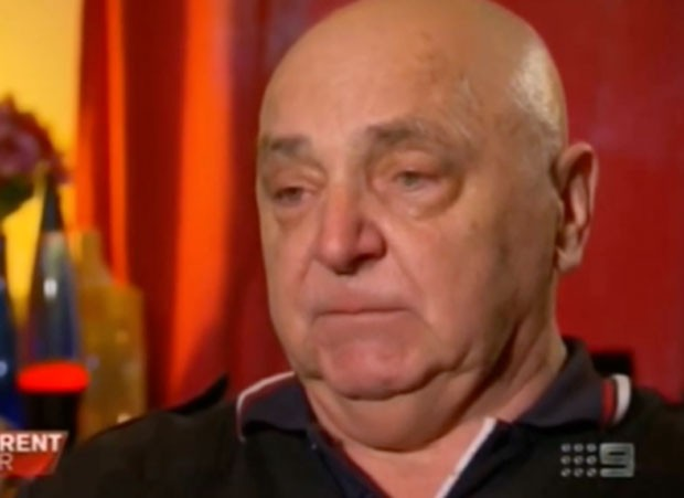 Bruce Dusting, de 65 anos, cobrou a devolução de mais de 200 mil dólares australianos da ex-namorada depois que ela recusou seu pedido de casamento (Foto: Reprodução/9News)