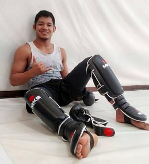 Rafael Macapá; MMA; Amapá (Foto: Reprodução/Facebook)