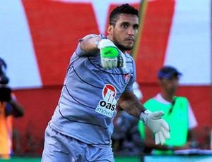 Douglas, goleiro, Ceará (Foto: Divulgação)