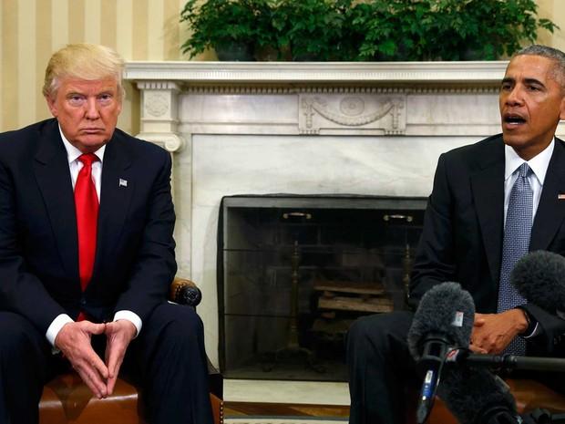 Barack Obama orientou equipe a ajudar na transição para a administração Donald Trump (Foto: Kevin Lamarque/ Reuters)