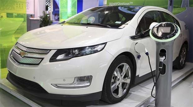 Carro elétrico da GM: China quer despoluir o país (Foto: Reprodução)