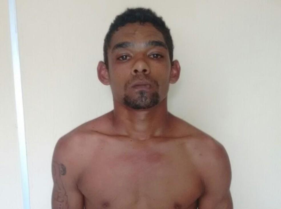 José Leandro de Oliveira Lira fugiu da penitenciária de Pau dos Ferros, RN (Foto: Divulgação/ Sejuc)