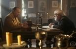 José Augusto pede que Padre João vá ao convento em busca informações sobre sua neta