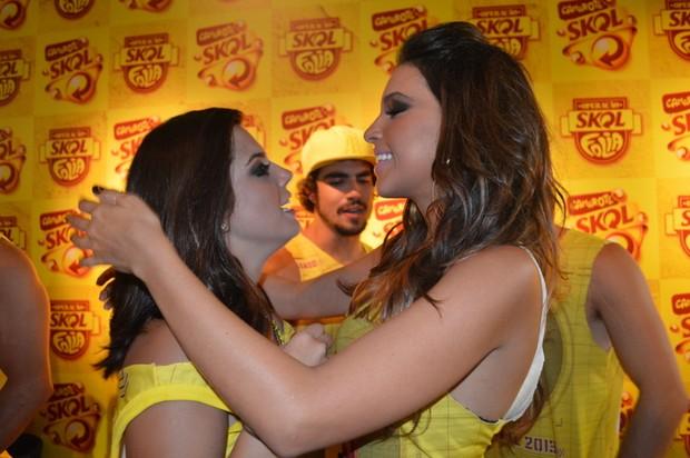 Gionvana Lancelotti e Mariana  Rios (Foto: Felipe souto maior_agnews)