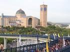 Com 11,8 milhões de fiéis em 2013, Santuário de Aparecida bate recorde