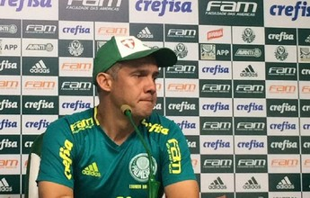 Eduardo cita série de desfalques ao justificar Palmeiras ainda não ideal