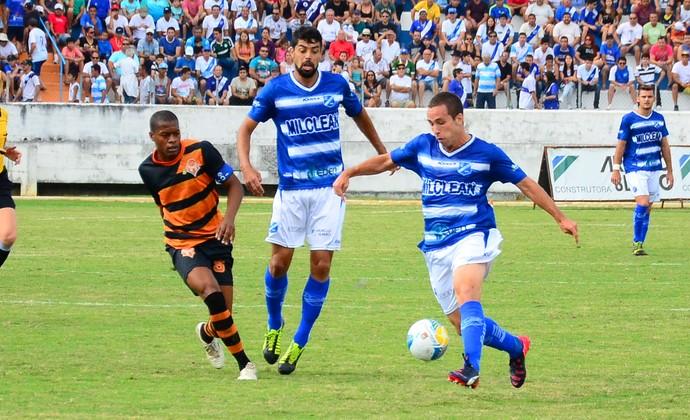 Taubaté x Atibaia Campeonato Paulista Série A3 (Foto: Bruno Castilho/ Divulgação)