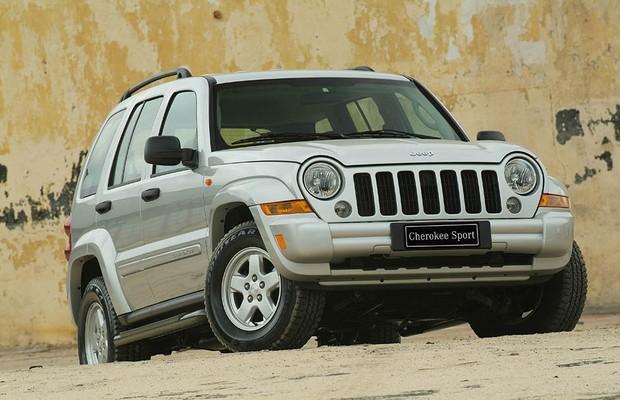 Jeep Cherokee 2005 (Foto: Divulgação)