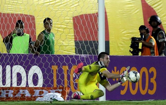 paulo victor vitoria x flamengo (Foto: Getty Images)