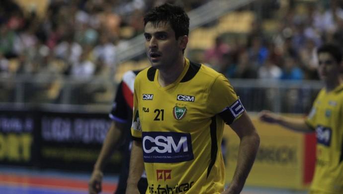 PC Jaraguá futsal (Foto: Beto Costa/CSM)